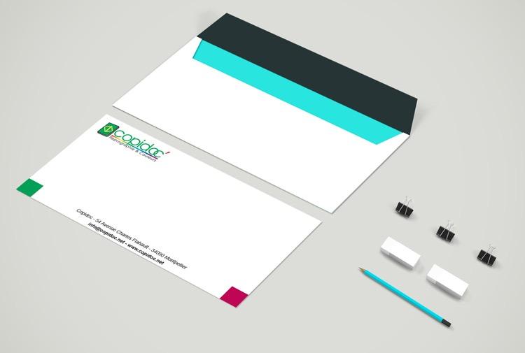 Carte de Correspondance Copidoc WEB