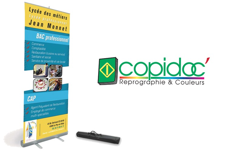 Roll-up Copidoc WEB